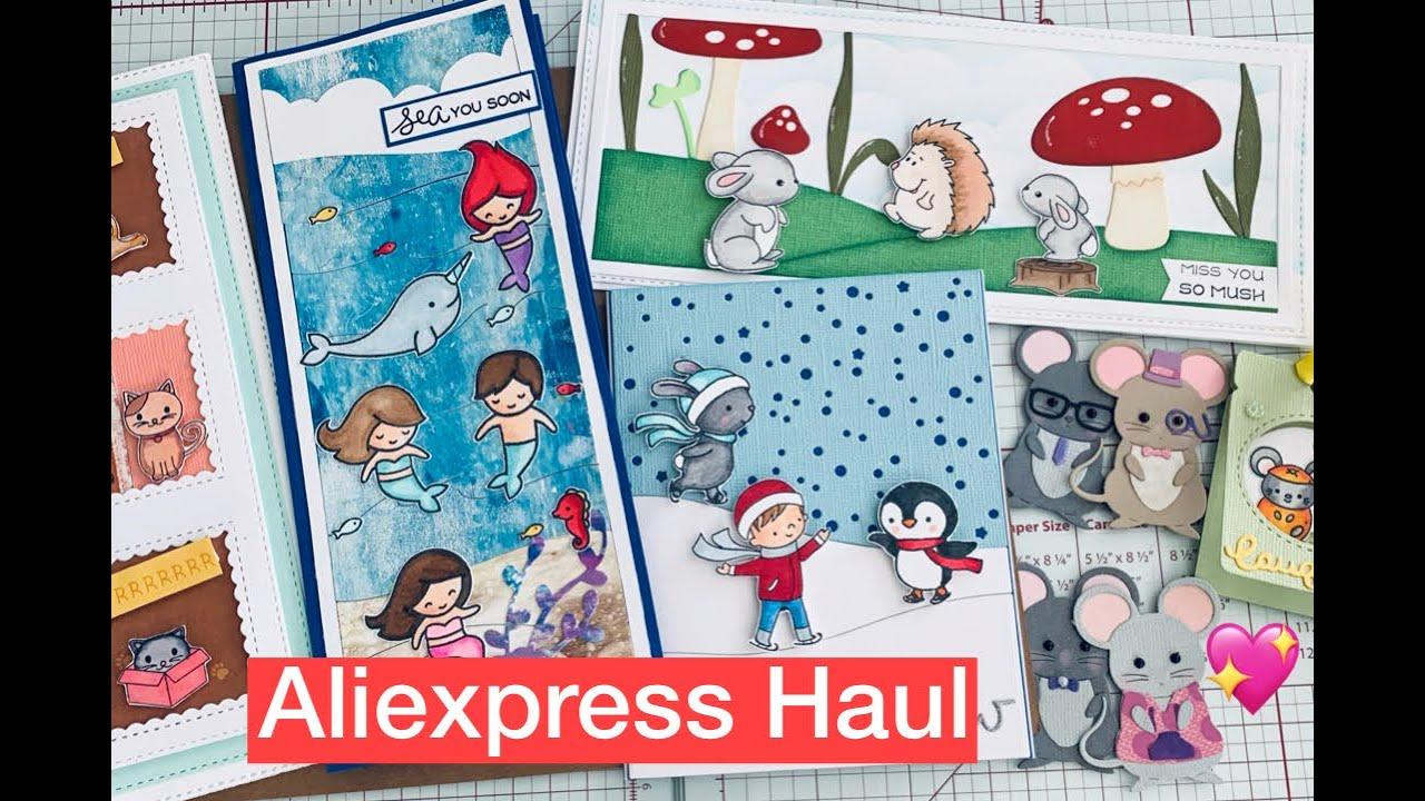 Aliexpress Haul // Crafty Haul // Exciting Fun Finds
