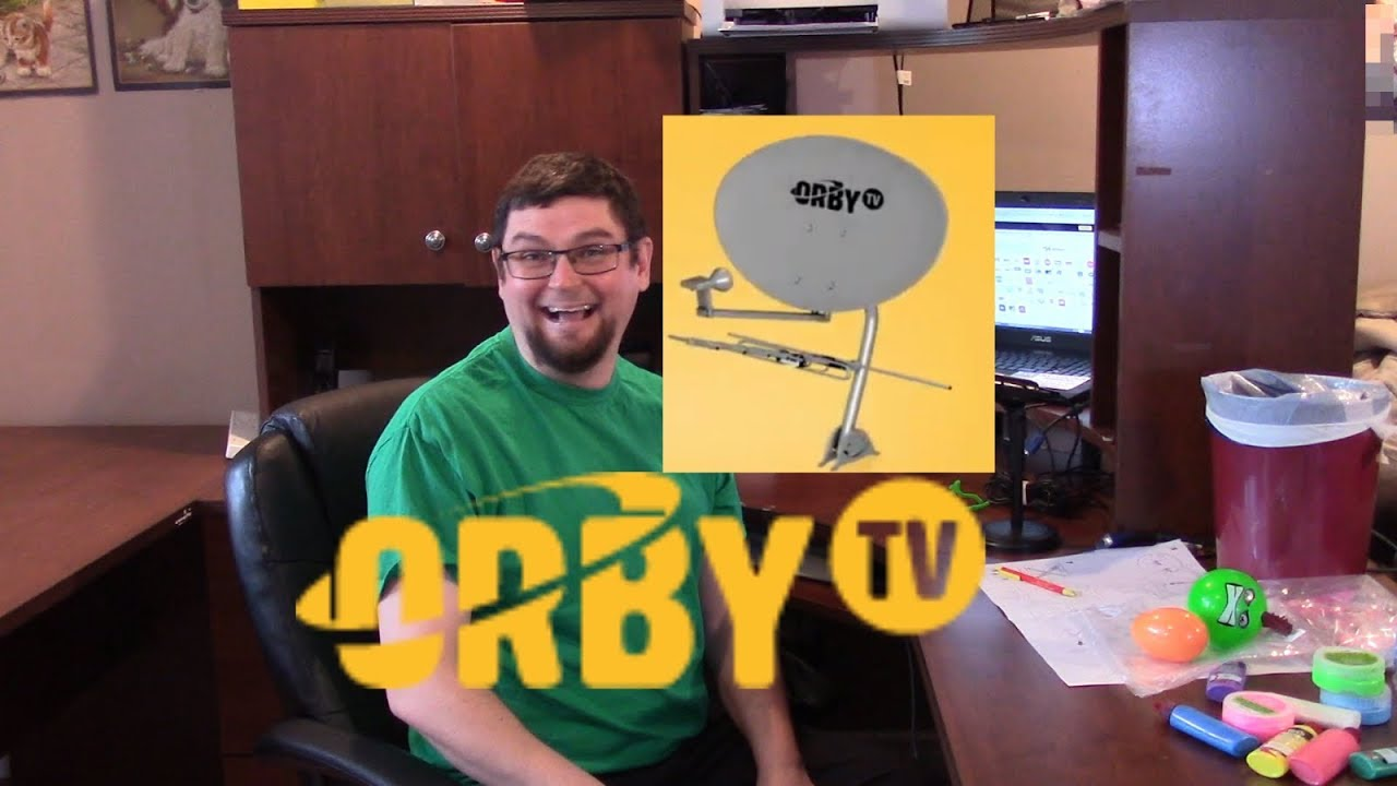 Orby Tv Satellite Tv Service Youtube