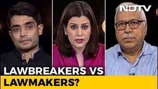 Lawbreakers As Lawmakers: Will Naming And Shaming Help?