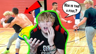 Reacting To Trash Talker Gets PISSED & EXPOSED!