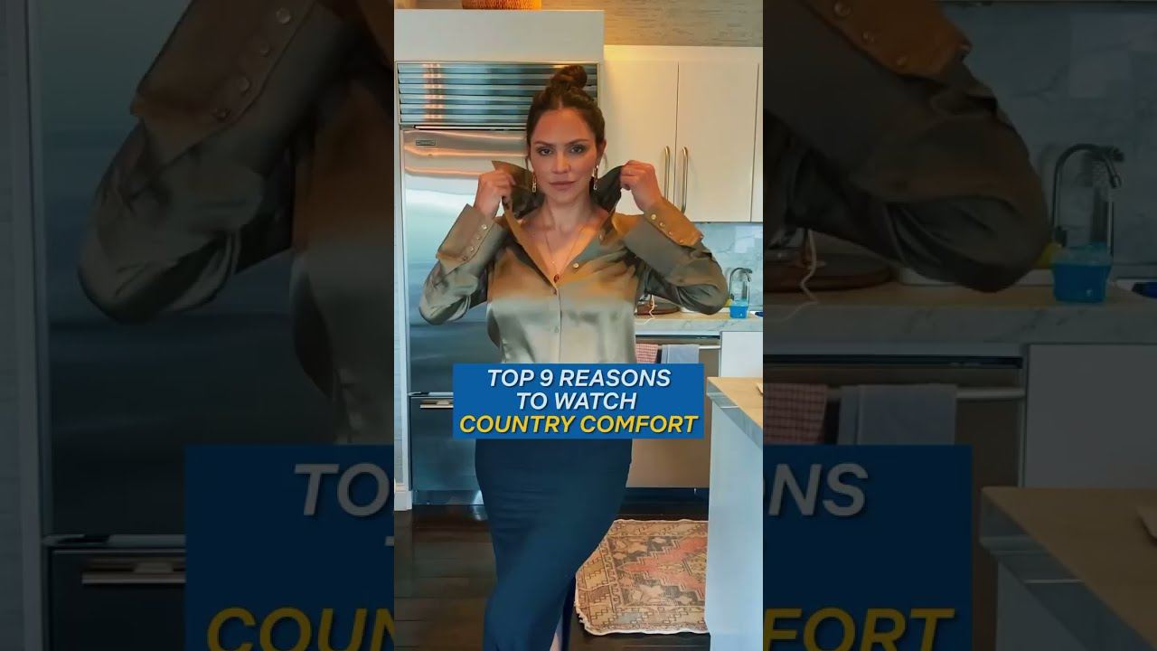 Stream 'Country Comfort' on Netflix with Katharine McPhee