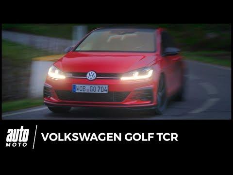 Volkswagen Golf GTI TCR - ESSAI : d'hommage collatéral