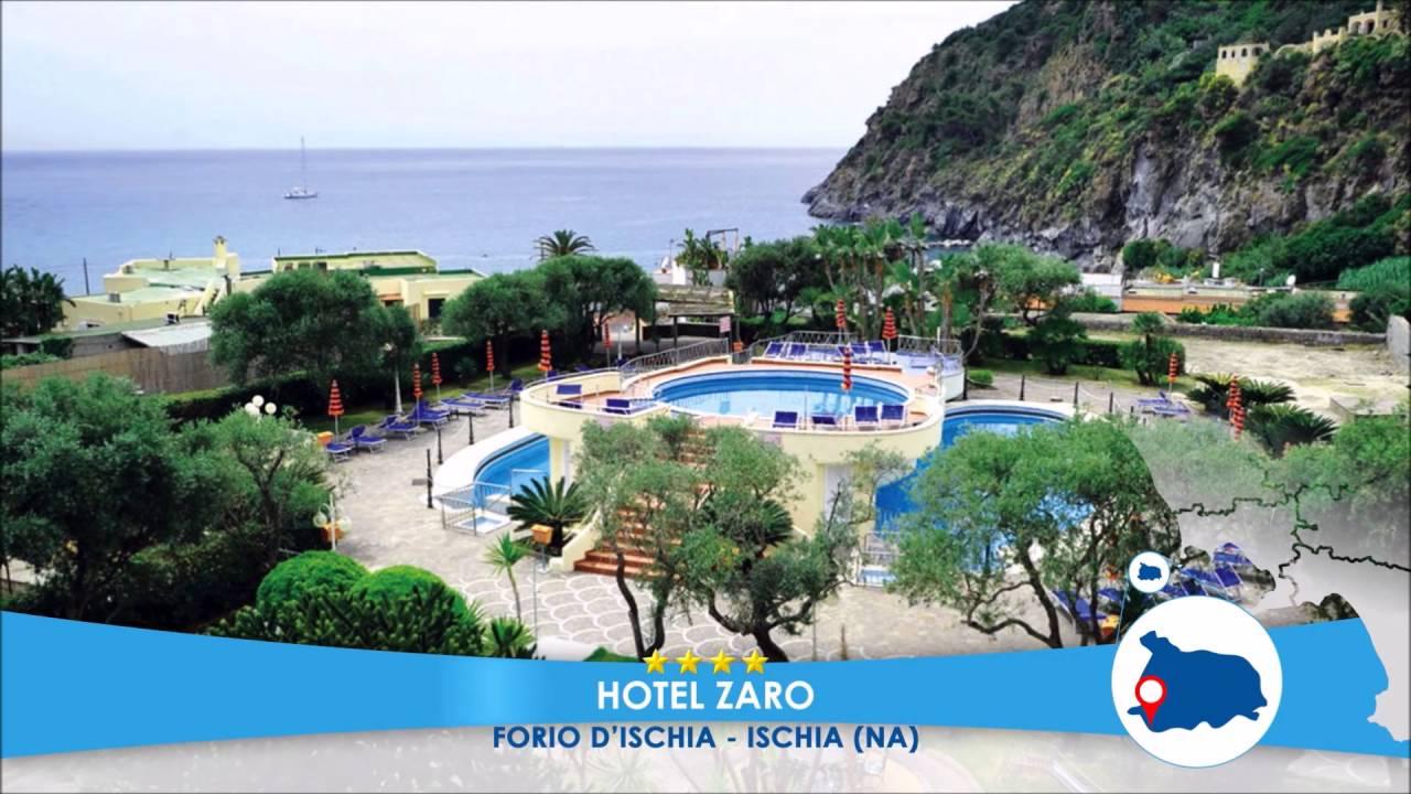 Hotel Zaro **** FORIA D'ISCHIA (CAMPANIA) Mare Italia