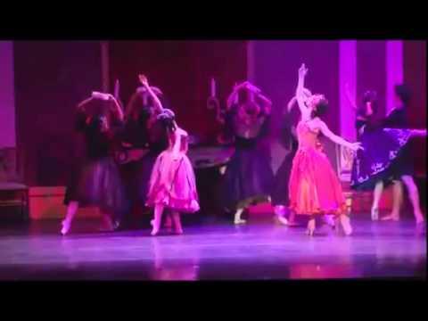 TRAVIATA .Ballet Completo- ELIANA FIGUEROA-IÑAKI URLEZAGA