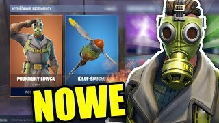 SKYHUNTER-NEW LEGENDARY SKIN in Fortnite Battle Royale!