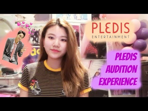 PLEDIS GLOBAL AUDITION 2017 EXPERIENCE || DALLAS