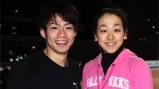 フィギュアスケートの高橋選手と浅田選手が、ソチオリンピック銅メダリ...