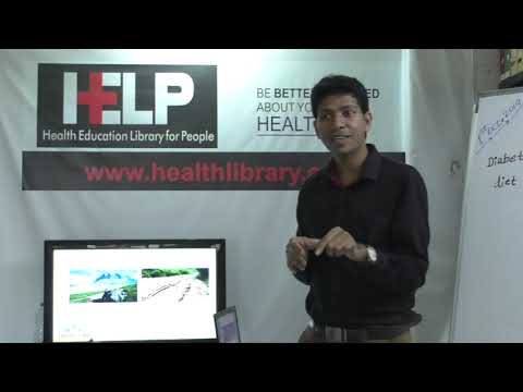 HELP TALK : Diabetes- Wrong Guidelines About Diet And Its Impact On India By Dr. Pravinkumar Mishra