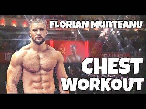 fa62ef258b3785 Florian Munteanu Chest Workout (Viktor Drago) - YouTube