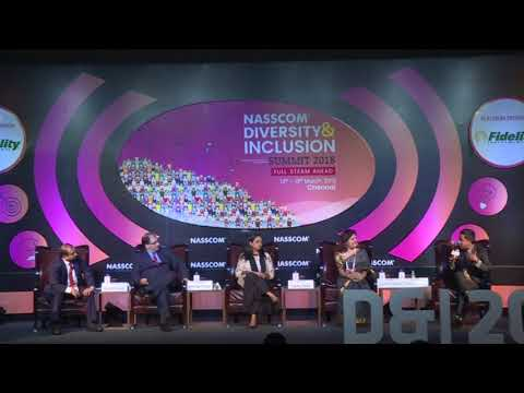 NASSCOM Diversity & Inclusion Summit 2018 : Session III