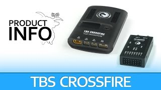 [Product Info] TBS Crossfire Introduction