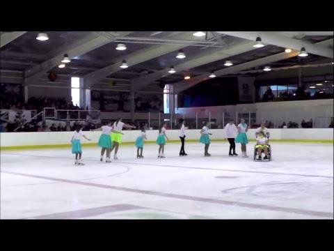 TDE 2018 Adults Free Skating