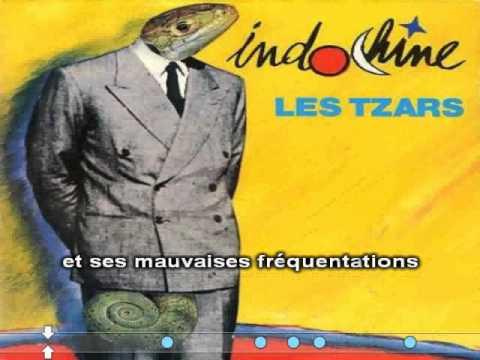 Karaoké - INDOCHINE - Les Tzars