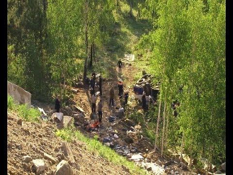 Страшная авария в Забайкальском крае