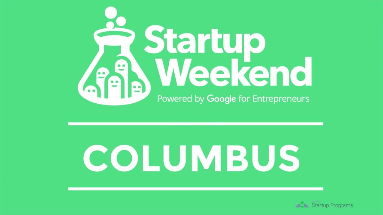 Claudius Mbemba Startup Weekend