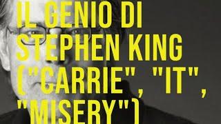 MARCO CANDIDA e DIEGO FUSARO: Il genio di Stephen King