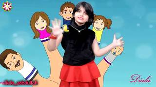 Gambar cover Finger Family - Family Song - Daddy Finger - Diala- دادي فنجر -ديالا