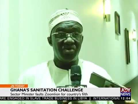 Ghana's Sanitation Challenge - Joy News Today (9-3-18)