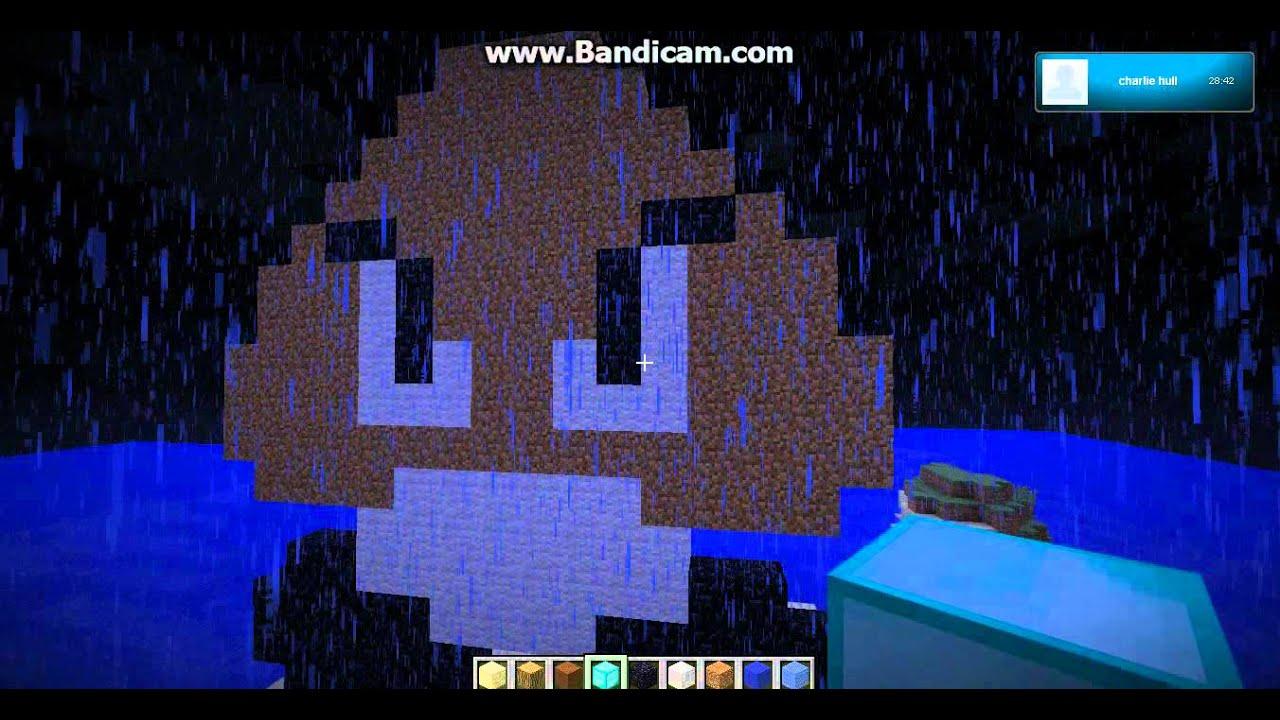 Mario Brown Mushroom Minecraft Youtube
