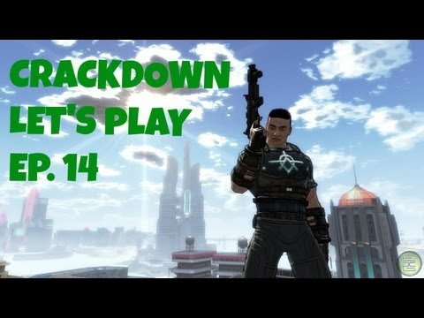 CrackDown - Part 14 - COLONEL DOWN!!! (Let's Play / Walkthrough / Playthrough )