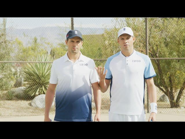 Bryan Brothers | ATP x TopCourt Tutorial