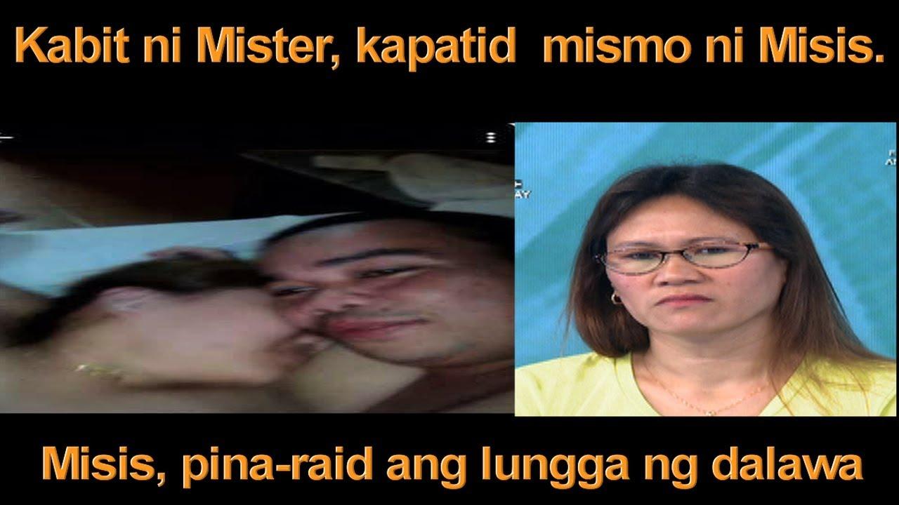 Download KABIT NI MISTER KAPATID MISMO NI MISIS. MISIS, PINA-RAID ANG LUNGGA NG DALAWA!
