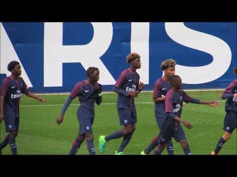 Championnat U17 Nat - PSG vs PFC