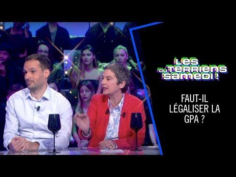 Faut-il légaliser la GPA ? - Les Terriens du Samedi - 20/10/2018