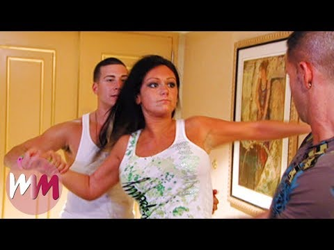 Top 10 Craziest Jersey Shore Fights Mp3