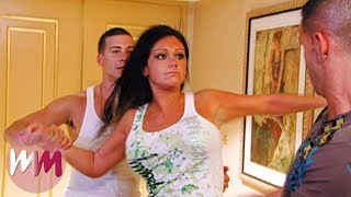 Top 10 Craziest Jersey Shore Fights