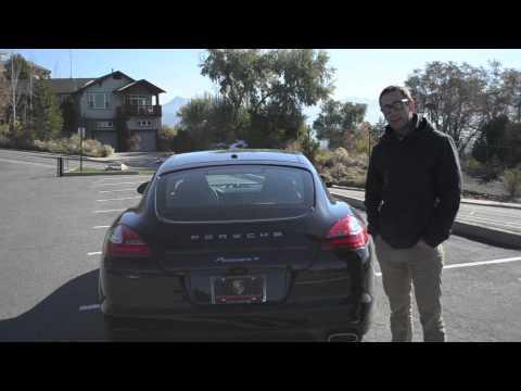 Strong Porsche: 2012 Porsche Panamera
