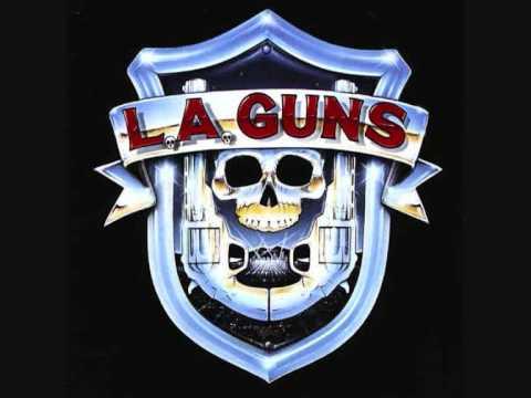 L.A Guns- I Found You