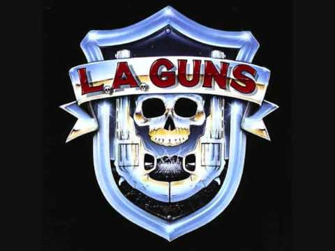 L.A Guns- I Found You