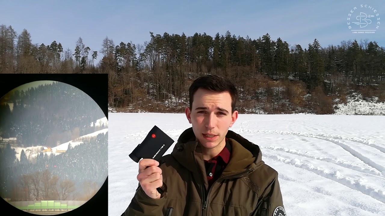 Leica Entfernungsmesser Crf : Leica rangemaster crf 2700 b youtube