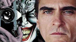 Joaquin Phoenix Talks About Joker Role