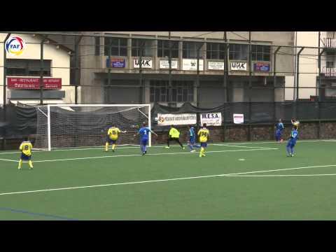 Ranger's FC vs Atlètic Club Escaldes (Lliga Nacional Segona 14/15 - play-off ascens)