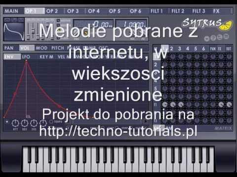 Fl Studio Sytrus sample melodies/presets
