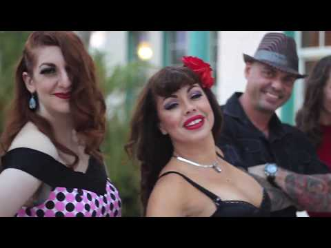 Art of the Pin Up GIrl Documentary/Musical pitch