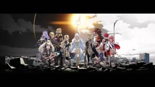 fire emblem fates ost road taken calm