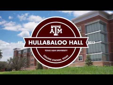 Texas A&M University - Hullabaloo Hall Dorm Tour