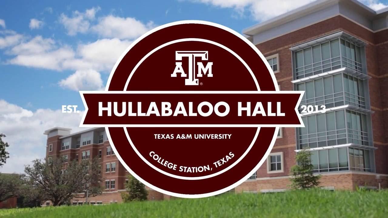 Texas Au0026M University   Hullabaloo Hall Dorm Tour   YouTube Part 20