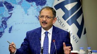 [Editör Masası] Çevre ve Şehircilik Bakanı Mehmet Özhaseki