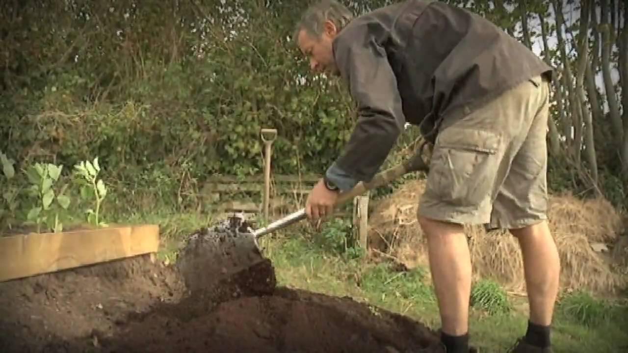 Charmant Preparing Soil For Growing Vegetables   YouTube