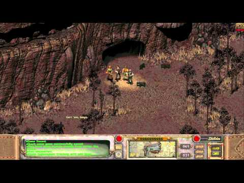 VGB Plays: Fallout 2!: Part 24 - Banished