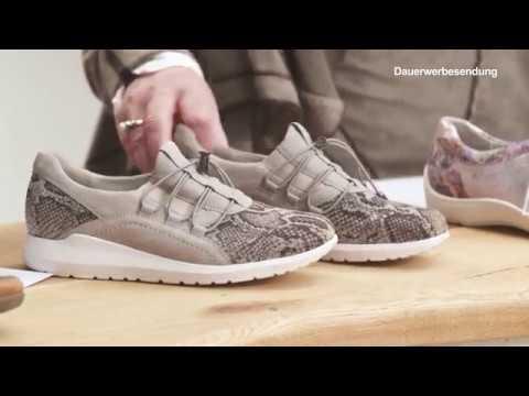 quality design bebec b88b5 TV-Catwalk und Beratung von Vamos – Waldläufer Schuhe | Vamos Schuhe
