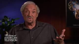 "Hal Linden on his ""Barney Miller"" co star Abe Vigoda"