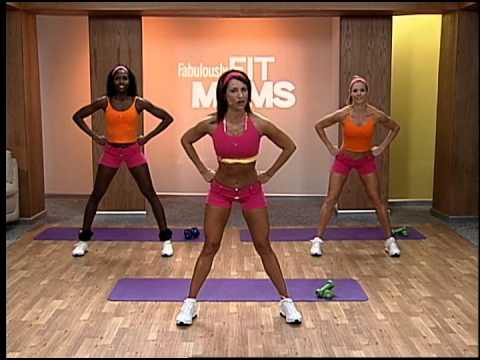 Fabulously Fit Moms with Jennifer Nicole Lee: DVD 5