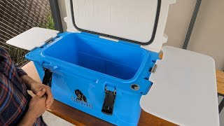 KONG COOLER REVIEW: Watch This Before You Buy A Yeti Cooler