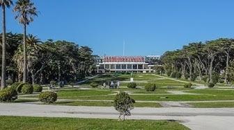 The largest Casino in Europe - Estoril Casino. Portugal
