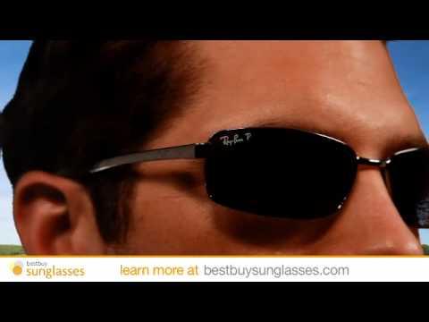 cfdfacba8ab6 Ray-Ban RB 3194 Sunglasses - Snug and Savvy! - YouTube